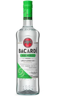 Rum Bacardi Big Apple 750 ml