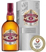 Whisky Chivas Regal 12 anos 1000 ml
