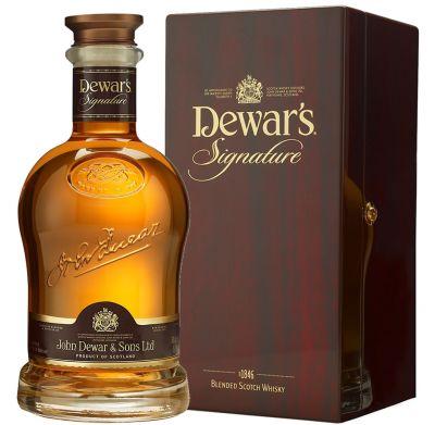Whisky Dewars 750ml - 25 Anos