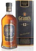Whisky Grant's 12 anos 1000 ml