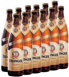 12 Cervejas Erdinger Tradicional Weissbier