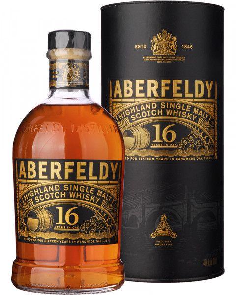 Whisky Aberfeldy 16 anos 750 ml - Single Malt