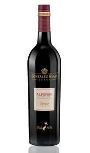 Vinho Alfonso Jerez Oloroso Gonzales Byass 750 ml