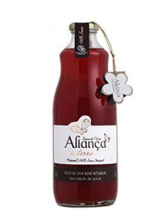 Aliança Suco de Uva Rosé 1000 ml