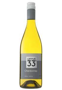 Vinho Latitud 33° Chardonnay 750 ml