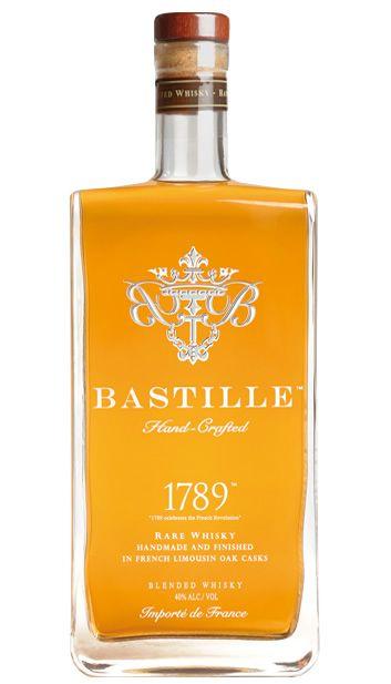 Whisky Bastille 1789 Francês 700 ml