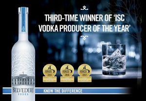 Vodka Belvedere 3 Litros