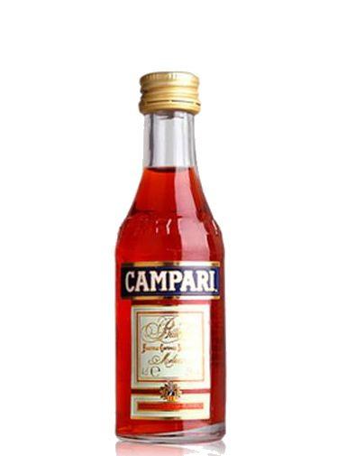 Miniatura Campari 50 ml