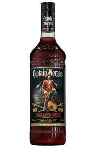Rum Captain Morgan Black 700 ml