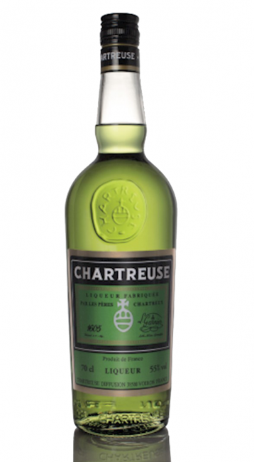 Licor Chartreuse Green 700 ml