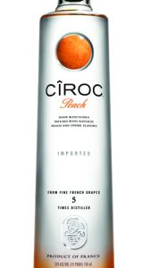 Vodka Cîroc Peach 750 ml