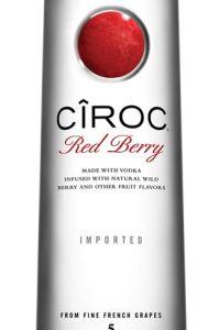 Vodka Cîroc Red Berry 750 ml
