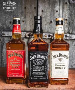 Combo 3 Jack Daniels 1000 ml