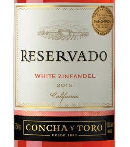 Concha y Toro Reservado White Zinfandel 750 ml