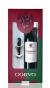 Kit Vinho Corvo Rosso Sicilia com Saca Rolha 750 ml