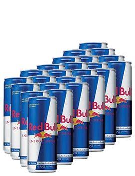 eee936de46a5b Cx. 24 un. Energético Red Bull 250 ml na Casa da Bebida