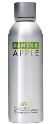 Vodka Danzka Apple 1000 ml