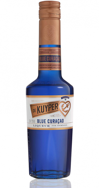 Licor De Kuyper Blue Curacao 700 ml