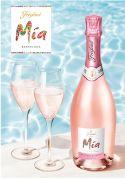 Espumante Freixenet Mia Delicate & Sweet Moscato Rosé 750 ml