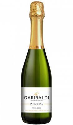 Espumante Garibaldi Primícias Meio Doce 660 ml