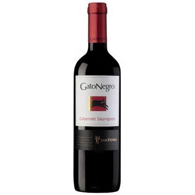 Vinho Gato Negro Cabernet Sauvignon 750 ml