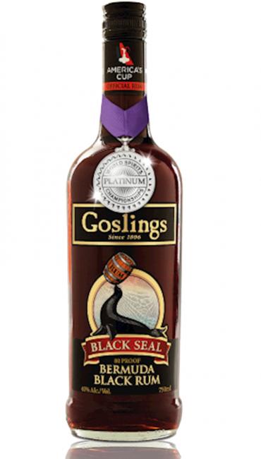 Rum Goslings Black Seal 750 ml
