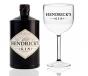 Gin Hendricks 750 ml + Taça