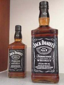 Whisky Jack Daniel's 1750 ml