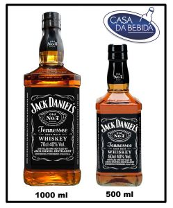 Whisky Jack Daniels 500 ml