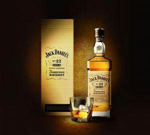 Whisky Jack Daniels Gold nº27 DOUBLE BARRELED 700 ml