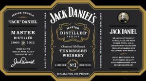 Whisky Jack Daniel's Master Distiller nº1 750 ml