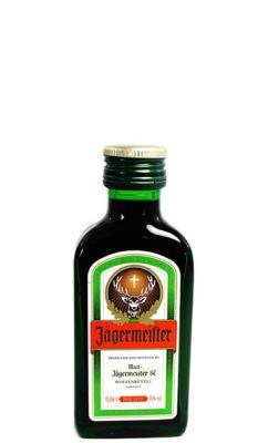 Miniatura Jagermeister 40 ml