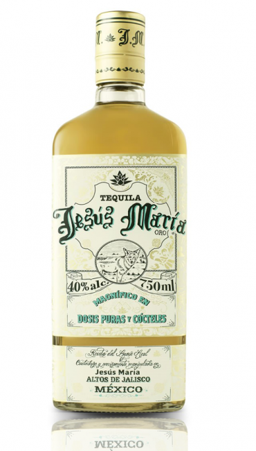 Tequila Jesus Maria Gold 750 ml