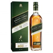 Whisky Johnnie Walker Green Label 15 anos 750 ml