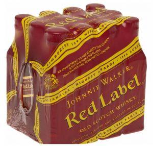 Kit 12 Miniatura Johnnie Walker Red Label 50 ml