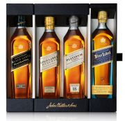 Johnnie Walker The Collection 4 x 200 ml