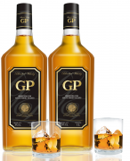 Kit 02 Whisky Gran Par + 02 Copos