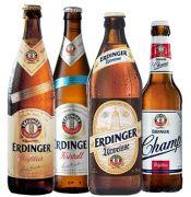 Kit Degustação 4 Cervejas Erdinger Clara