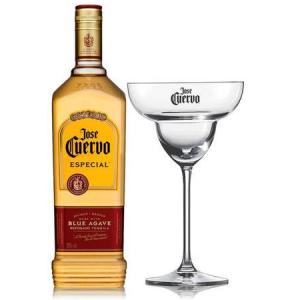 Kit José Cuervo Ouro + Taça Margarita
