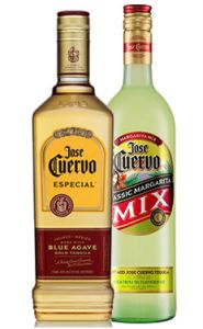 Kit Tequila José Cuervo Ouro + Margarita Mix Limon