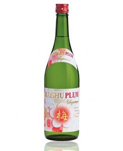 Sake Koshu Plum 750 ml