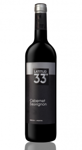 Vinho Latitud 33° Cabernet Sauvignon 750 ml