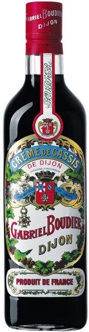 Licor Gabriel Boudier Creme de Cassis 700 ml