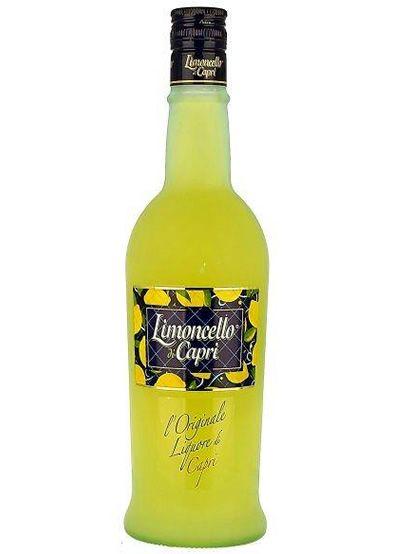 Licor Limoncello Di Capri Molinari 700 ml