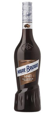 Licor Marie Brizard Cacao Brun nº 41 - 700 ml