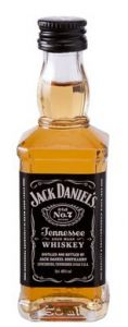 Miniatura Jack Daniels 50 ml
