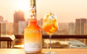 Licor Peachtree 700 ml