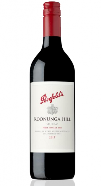 Vinho Penfolds Koonunga Hill Shiraz 750 ml