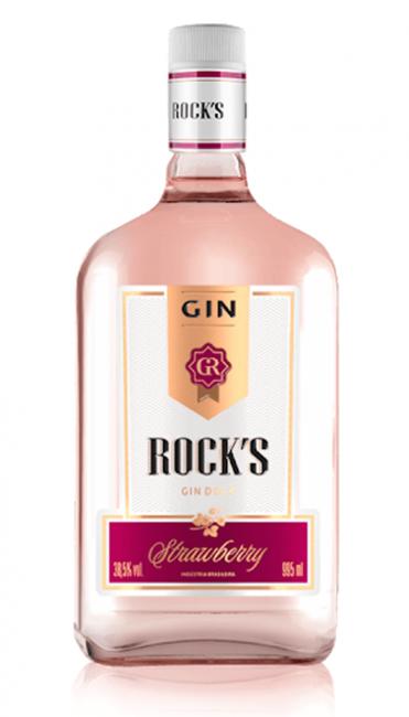 Gin Rock's Strawberry 995 ml