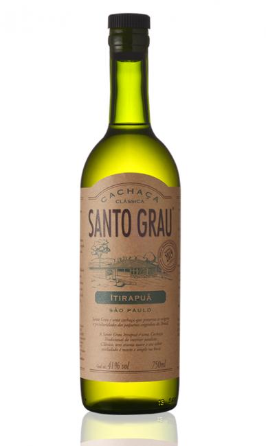Cachaça Santo Grau Itirapuã 750 ml